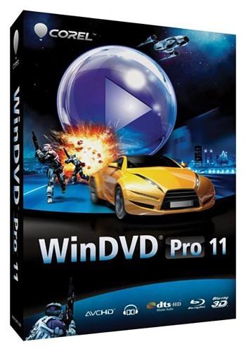 Corel WinDVD Pro v11.0.0.289