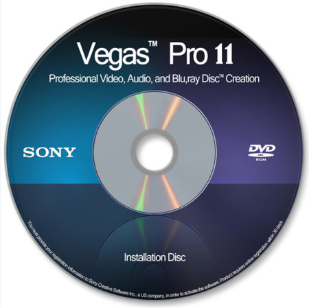 Sony Vegas Pro 11 build 370 Portable