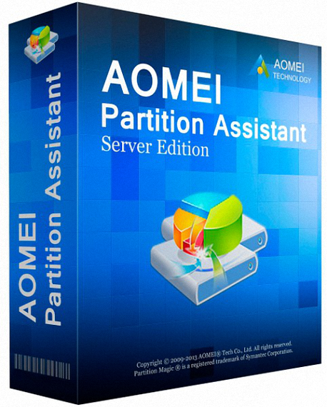 AOMEI Partition Assistant Professional Edition v5.6.2 Retail - управление разделами жесткого диска