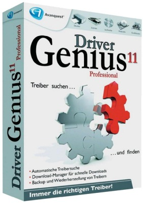 Driver Genius PRO 14 кряк ENG