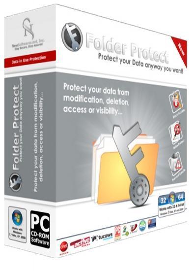 Folder Protect 1.9.3 - безопасность данных