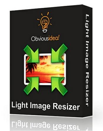 скачать Light Image Resizer 4.6.1.0 Portable - редактор фотографий и изображений