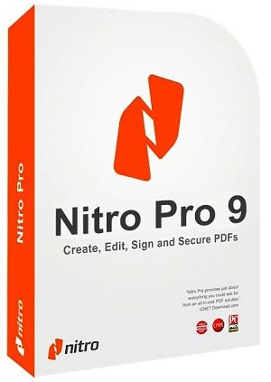 скачать Nitro PDF Pro 9.5.3.8 RePack - создание и редактирование PDF-файлов