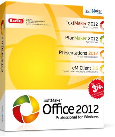 SoftMaker Office Professional rev 654
