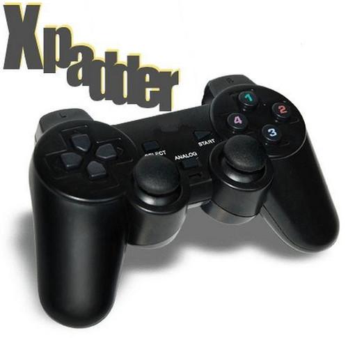 Xpadder 2013.07.18 - для симуляции нажатия клавиш и движений мыши