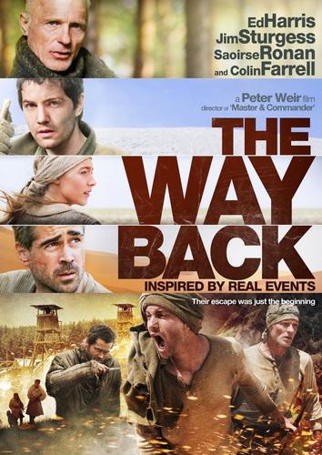 Фильм: Путь домой / The Way Back (2010)