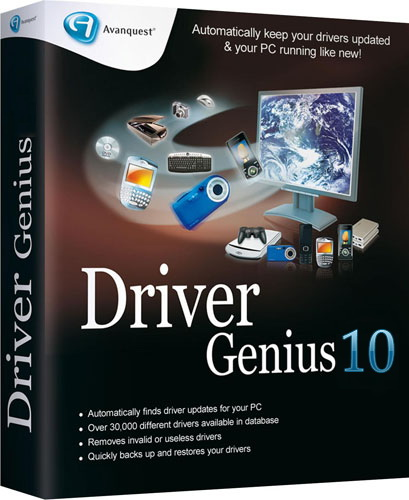 Driver Genius Professional (Ml/Rus)