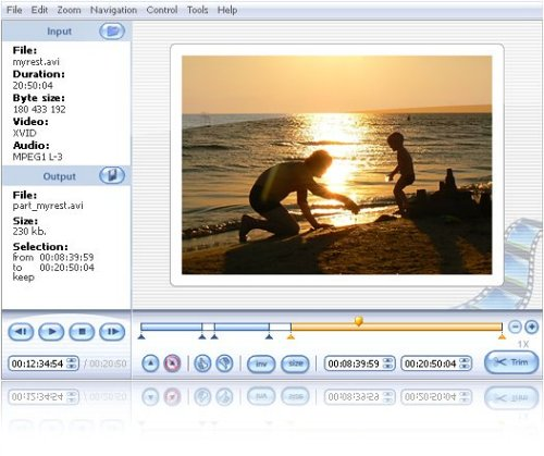 SolveigMM Video Splitter 2.3.1104.25