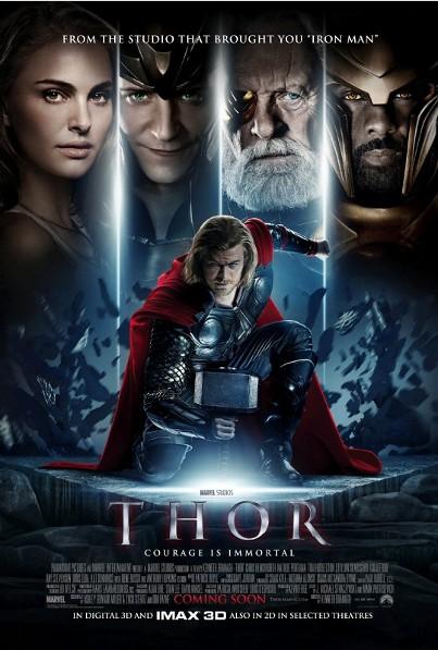 Фильм: Тор / Thor (2011)