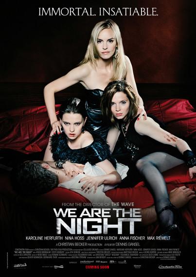 Фильм: Вкус ночи / Wir sind die Nacht (2011)