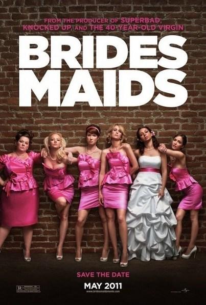 Фильм: Девичник в Вегасе / Bridesmaids (2011)