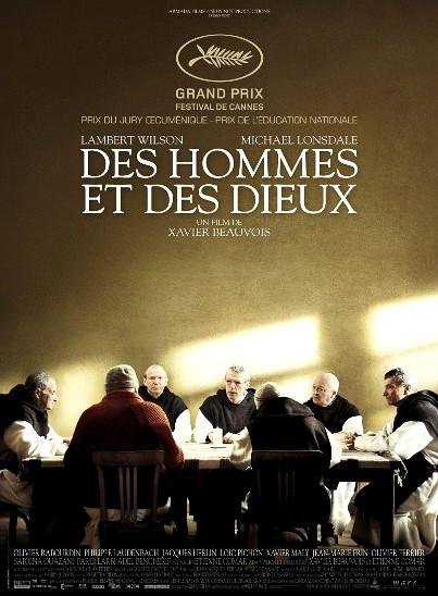 Фильм: О богах и людях / Of Gods And Men (2010)