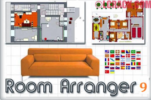 скачать Room Arranger 9.4.1.600 - для создания, разработки, анализа интерьеров или дизайна помещений