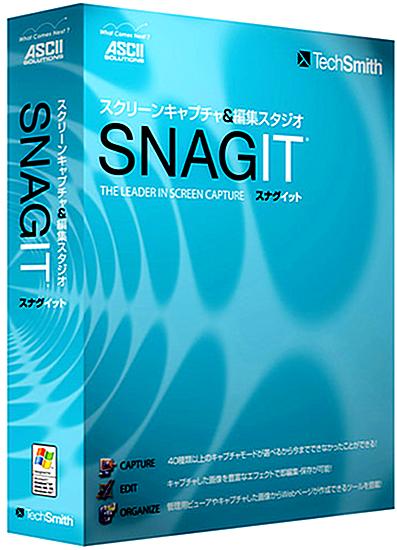 Techsmith Snagit v11.0.1 Build 93 Final + Portable - снимок с экрана