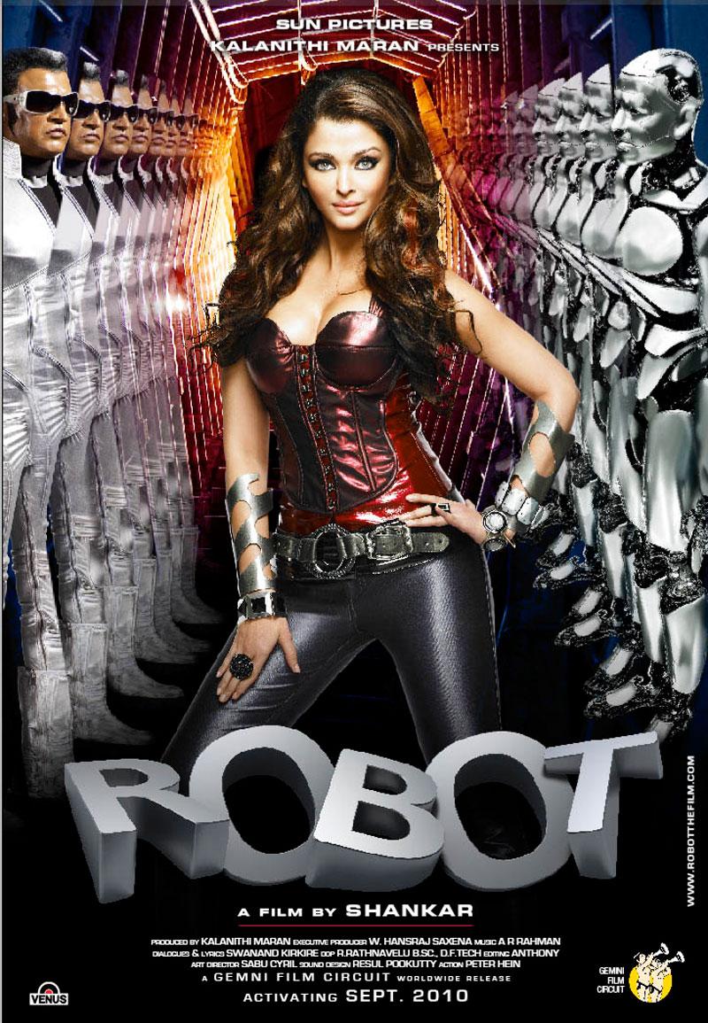Фильм: Робот / Robot / Endhiran (2010)