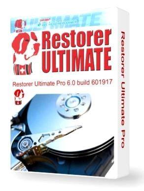 Restorer Ultimate 6.0 Build 601917