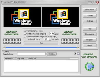 Speed Video Splitter 4.3.37 - программа для нарезки видео