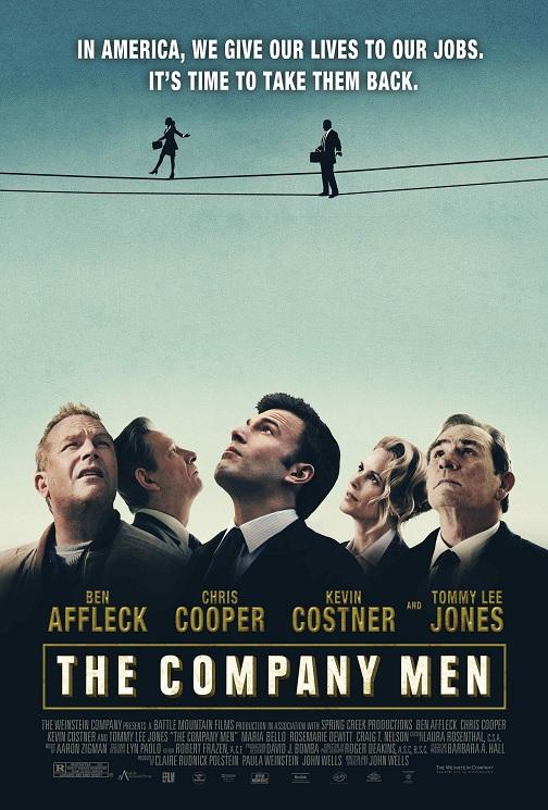 Фильм: В компании мужчин / The Company Men (2010)
