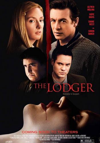 Фильм: Жилец / The Lodger (2009)
