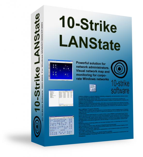 10 strike com lanstate pro