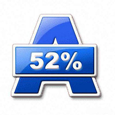 Alcohol 52% 2.0.1.2033 Free Edition (ML\Rus)