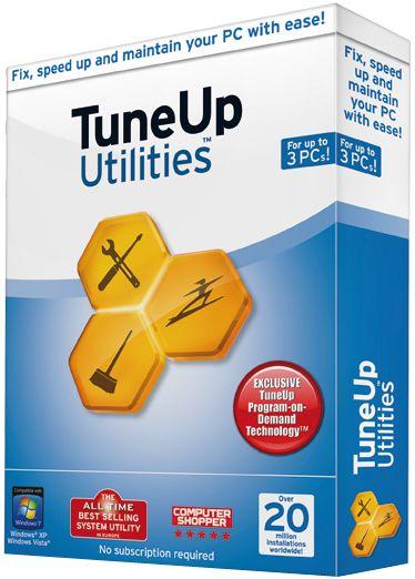 TuneUp Utilities 2012 Build 12.0.200.6 Beta 2 тихая установка