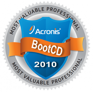 Acronis BootCD Collection Edition 2010 v.1.1