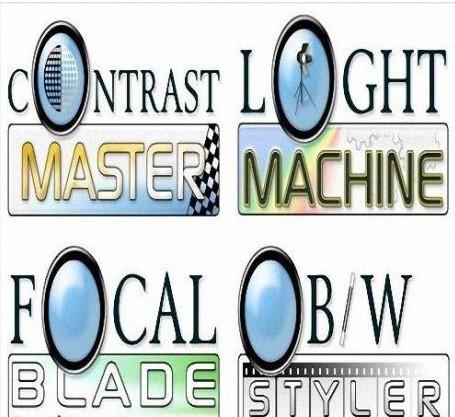 Набор плагинов для Adobe Photoshop by FOSI