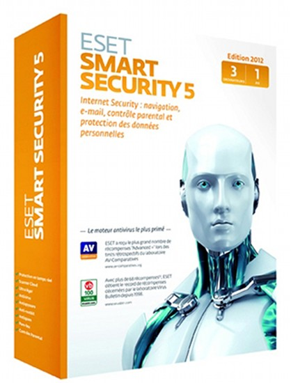 ESET Smart Security v5.2.9.12 [X86+X64] [Rus] RePack