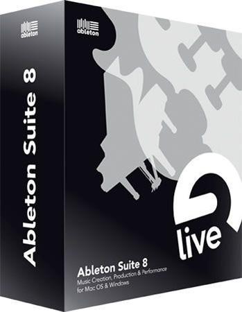 скачать Ableton Suite 8.2.7 для Mac OS X
