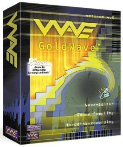 скачать GoldWave 5.66 + Portable