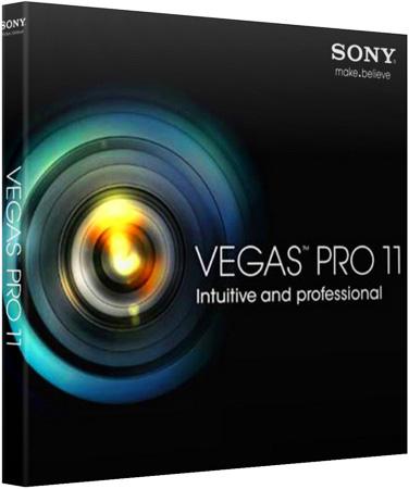 Sony Vegas PRO 11.0.520 (2012/RUS/x86)