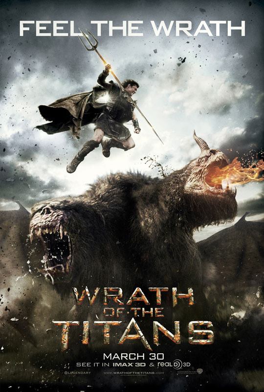Битва Титанов 2 / Wrath of the Titans (2012)