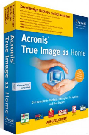 Acronis True Image Home 2011 v.14.0.6597 (Тихая установка)