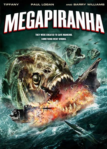Мега пиранья / Mega Piranha (2010)
