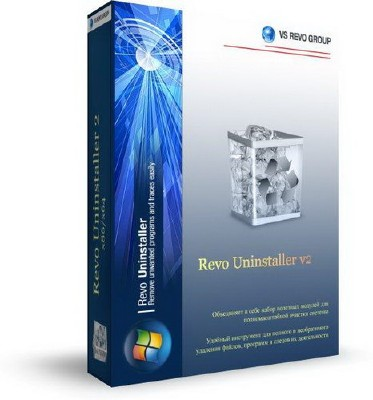 Revo Uninstaller Pro 2.5.1 + Portable + RePack