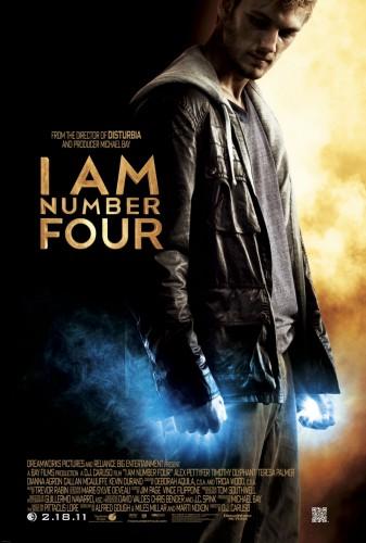 Фильм: Я – Четвертый / I Am Number Four (2010)