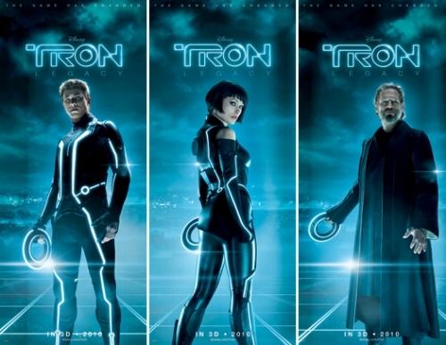 Фильм: ТРОН: Наследие / TRON: Legacy (2010)
