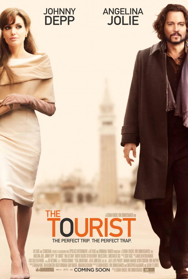 Фильм: Турист / The Tourist (2010)