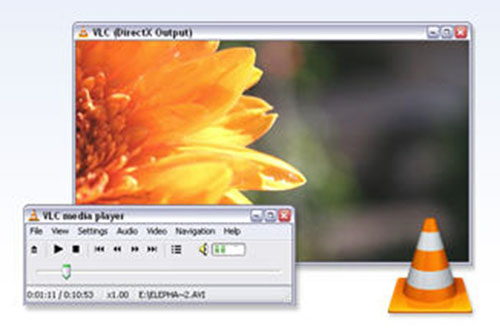 скачать VLC Media Player 1.2.0 Portable Rus / EN