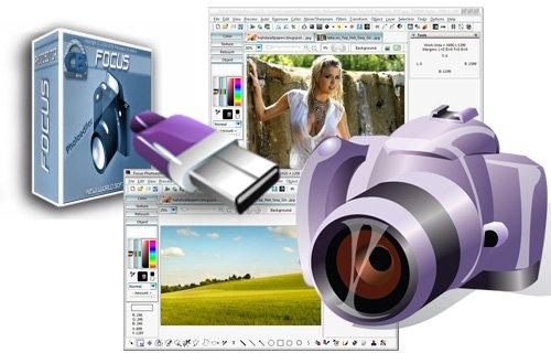 Focus Photoeditor 6.3.0.0 Portable (x86/x64/ENG)