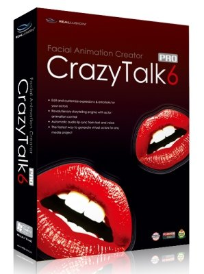 CrazyTalk PRO 6.21 Build 1921.1