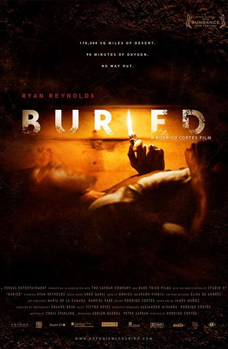 Фильм: Погребенный заживо (Похороненный) / Buried (2010)