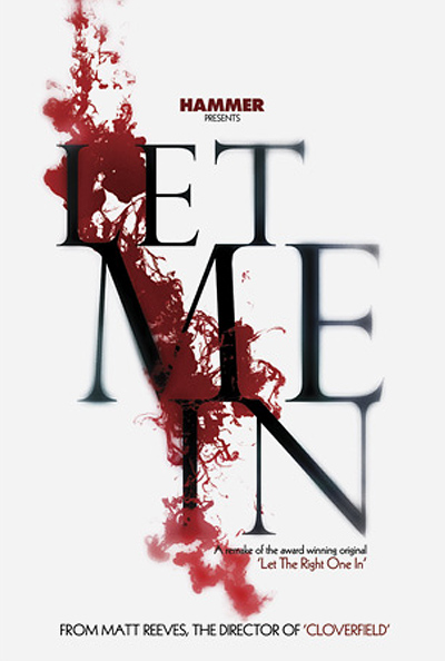 Фильм: Впусти меня. Сага / Let Me In (2010)