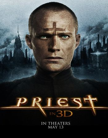 Священник 3D / Пастырь 3D / Priest 3D (2011)