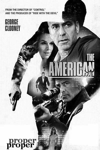 Американец / The American (2010)