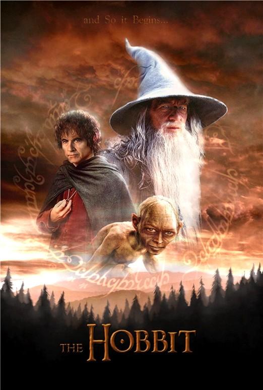 Хоббит / The Hobbit (2011/2012)