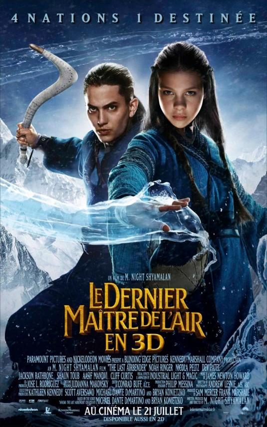 Повелитель стихий / The Last Airbender (2010)