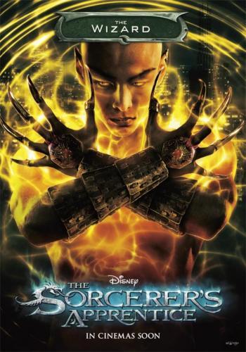 Фильм: Ученик чародея / The Sorcerer's Apprentice (2010)