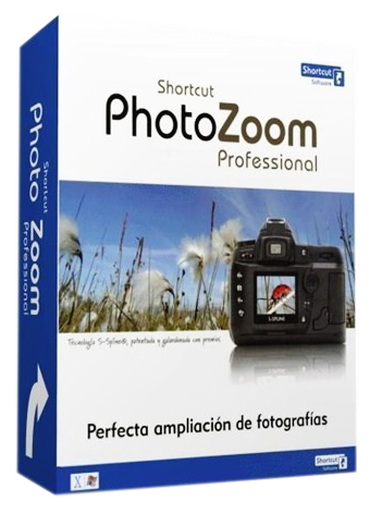 BenVista PhotoZoom Pro 5.0.2 RePack - увеличить фото без потери качества